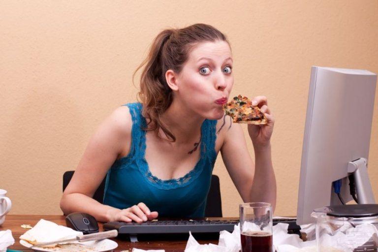 Έξυπνες λύσεις για να μην τρώμε όταν είμαστε αγχωμένοι