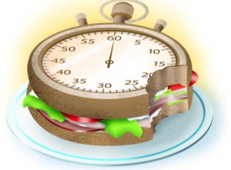Γλιτώστε θερμίδες τρώγοντας αργά