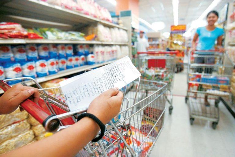 Ξεκινήστε τη δίαιτά σας στο σούπερ μάρκετ