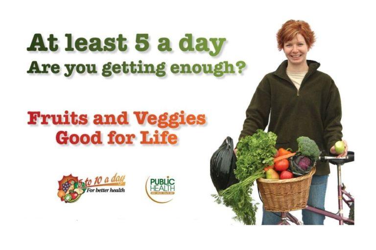 Σημαντικό παγκόσμιο έλλειμμα στην κατανάλωση φρούτων και λαχανικών αναδεικνύουν οι μελέτες