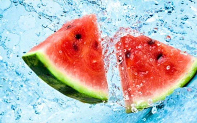 Σωστή διατροφή για προστασία από τη ζέστη
