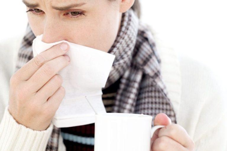Υψώστε διατροφικό τοίχος στις ιώσεις και τα κρυολογήματα